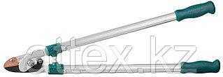 Сучкорез, RACO 4212-53/263, с алюминиевыми ручками, 2-рычажный, с упорной пластиной, рез до 36мм, 750мм