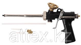 """Пистолет KRAFTOOL """"PRO"""" для монтажной пены, цельнометаллический 1-06853"""