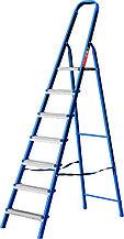 Лестница-стремянка стальная, 7 ступеней, 141 см, MIRAX  38800-07