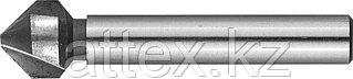 Зенкер конусный Зубр 29730-6 d 12.4х56 мм