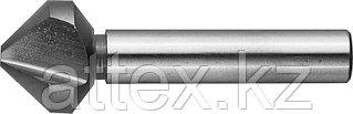 Зенкер конусный Зубр 29730-10 d 20.5х63 мм
