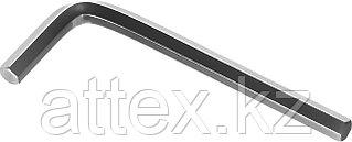 """Ключ имбусовый ЗУБР """"МАСТЕР"""", хромованадиевая сталь, хромированное покрытие, 6мм 27453-6"""