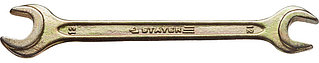 "Ключ STAYER ""MASTER"" гаечный рожковый, 12х13мм 27038-12-13"