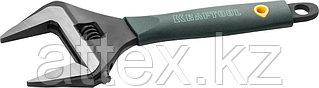 Ключ разводной SlimWide, 300 / 60 мм, KRAFTOOL 27258-30