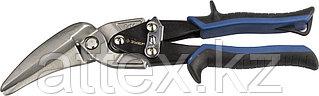 ЗУБР Ножницы по металлу, правые удлинённые, Cr-Mo, 280 мм, серия Профессионал 23105