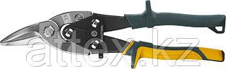 KRAFTOOL Ножницы по металлу Alligator, правые, Cr-Mo, 260 мм 2328-R