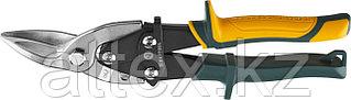 KRAFTOOL Ножницы по металлу Alligator, левые, Cr-Mo, 260 мм 2328-L