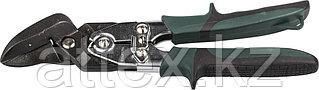 KRAFTOOL Ножницы по твердому металлу BULLDOG, правые, губка с выносом, Cr-Mo, 260 мм 2325-R
