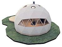 Купольный дом Юрта XXI-века