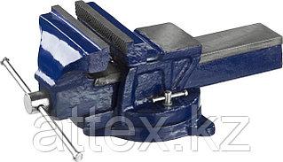 Тиски DEXX слесарные с поворотными механизмом, 150 мм 32470-150