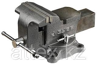 """Тиски ЗУБР """"МАСТЕР"""" с поворотным механизмом, 150 мм/16кг 3258"""