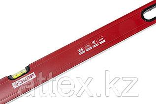 """Уровень ЗУБР """"МАСТЕР"""" """"УС - 5"""" коробчатый усиленный, фрезерованный, 3 глазка, крашенный, с ручками, 150см 34585-150"""