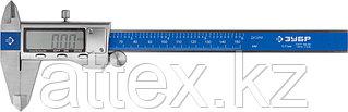 Штангенциркуль цифровой нержавеющий Зубр 34463-150