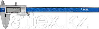 Штангенциркуль цифровой нержавеющий Зубр 34463-200