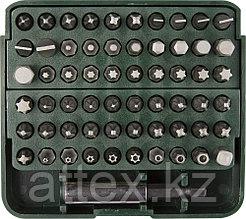 """Набор бит """"GRAND-61"""" с адаптером, KRAFTOOL 26140-H61, в пластиковом боксе, Cr-V, 61 предмет"""