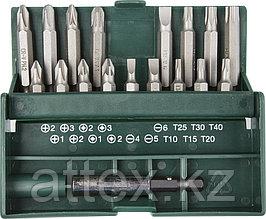"""Набор бит """"EXPERT"""", KRAFTOOL 26131-H18, с магнитным адаптером в бит-боксе, 18 предметов"""