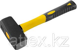 """Кувалда STAYER """"PROFI"""" кованая с двухкомпонентной фиберглассовой ручкой, 1,5кг 20052-15"""
