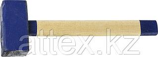 Кувалда СИБИН с деревянной рукояткой, 3кг 20133-3