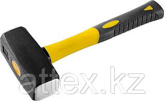 """Кувалда STAYER """"PROFI"""" кованая с двухкомпонентной фиберглассовой ручкой, 2,0кг 20052-20"""