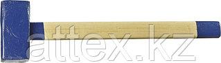 Кувалда СИБИН с деревянной рукояткой, 6кг 20133-6
