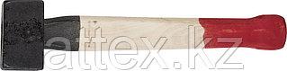 Кувалда ЗУБР литая с деревянной рукояткой 2кг 2012-2