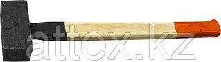 Кувалда ЗУБР литая с деревянной рукояткой 4кг 2012-4