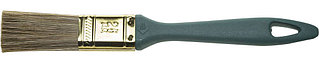 """Кисть ЗУБР """"КП-14"""" плоская, смешанная щетина, пластмассовая рукоятка, 25мм 4-01014-025"""
