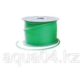 Шланг силиконовый 4 мм (зеленый)