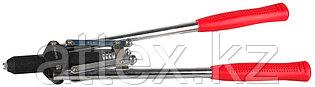 """Заклепочник силовой двуручный, STAYER MaxPower """"MS 500"""" 3114, для заклёпок d=3,2-4,8 мм из алюминия, стали, нерж стали, литой корпус"""