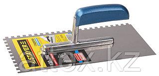Гладилка штукатурная Stayer 130x280 мм; нержавеющая сталь 0802-06