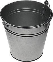 Ведро оцинкованное для непищевых продуктов, 9 л РОССИЯ 39300-09