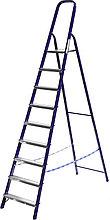 Лестница-стремянка СИБИН стальная, 9 ступеней, 187см 38803-09
