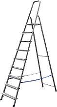 Лестница-стремянка алюминиевая СИБИН 38801-9