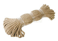 Веревка джутовая диаметр 10,0 мм. (30 м.)