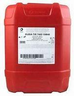 Моторное масло  TOTAL RUBIA TIR 7400 15W-40 20литров