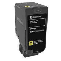 Lexmark CS725 Yellow High Yield Corporate Cartridge лазерный картридж (74C5HYE)