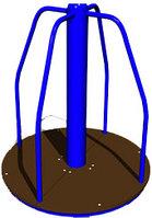 Детские карусель вертушка