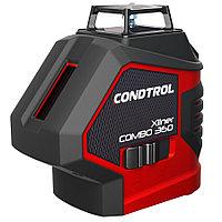 Лазерный-нивелир-уровень CONDTROL Xliner Combo 360