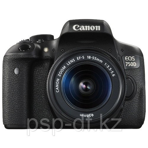 Canon EOS 750D kit 18-55mm f/3.5-5.6 III