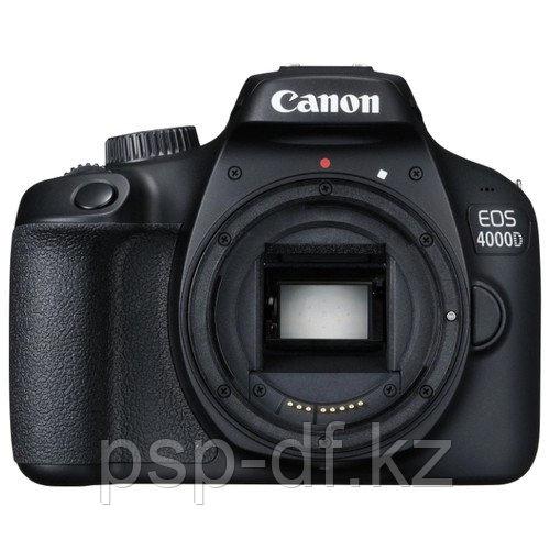 Фотоаппарат Canon EOS 4000D Body гарантия 1 год