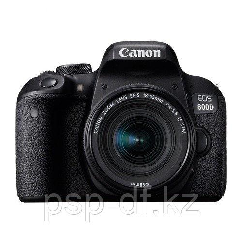 Фотоаппарат Canon EOS 800D kit 18-55mm f/4-5.6 IS II гарантия 1 год