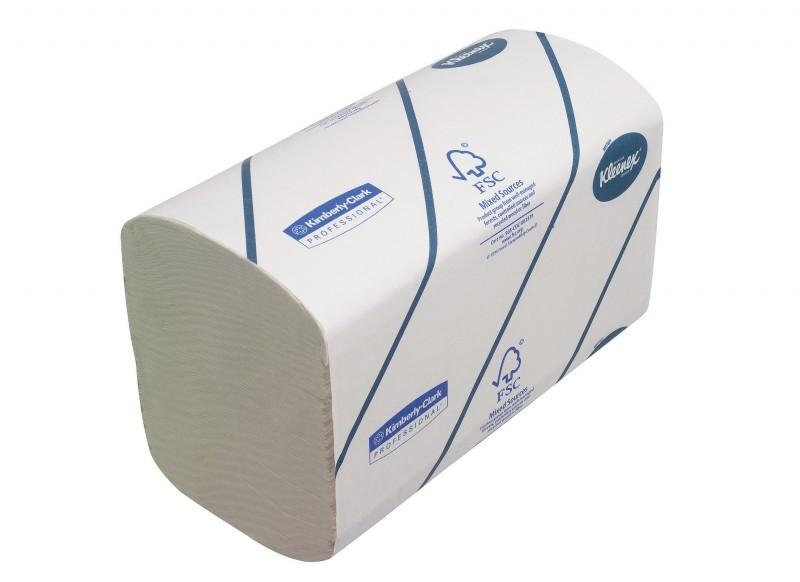 Листовые бумажные полотенца Kleenex Ultra 6777