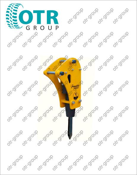 Гидромолот для гусеничного экскаватора Komatsu PC200 LC-7L