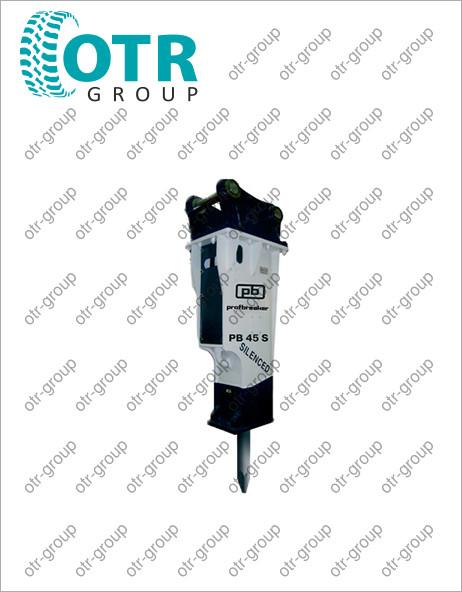 Гидромолот для гусеничного экскаватора HITACHI ZAXIS 330-3