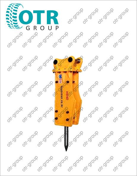 Гидромолот для гусеничного экскаватора HITACHI ZAXIS 330LC-3