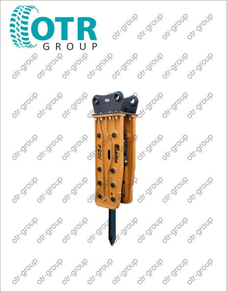 Гидромолот для гусеничного экскаватора HITACHI EX 300LC