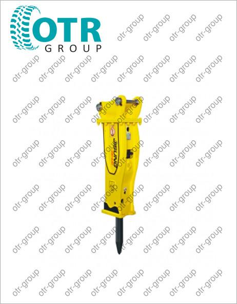 Гидромолот для гусеничного экскаватора Komatsu PC350LC-8