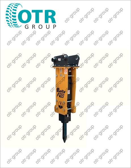 Гидромолот для гусеничного экскаватора Komatsu PC200LC-7