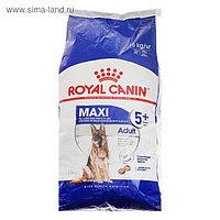 Сухой корм RC Maxi Adult 5+ для крупных собак, 15 кг