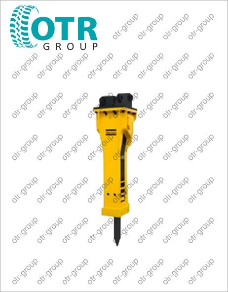 Гидромолот для гусеничного экскаватора Hyundai R 130LC-3